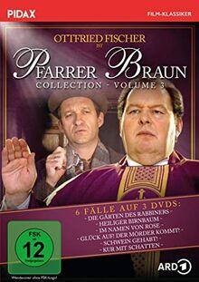 Pfarrer Braun Collection - Volume 3 [3 DVDs]
