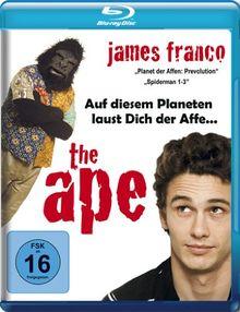 The Ape - Auf diesem Planeten laust dich der Affe [Blu-ray]