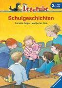 Leserabe. Schulgeschichten. 2. Lesestufe, ab 2. Klasse