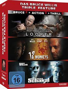 Das Bruce Willis Triple Feature [3 DVDs]