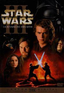 Star Wars épisode 3 dvd