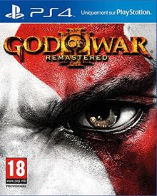 God of War 3 Remastered - FR-PEGI Version [PlayStation 4]
