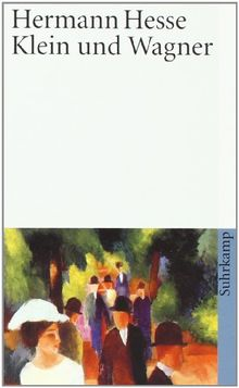 Klein und Wagner: Erzählung (suhrkamp taschenbuch)