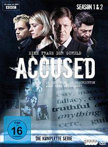 Accused - Eine Frage der Schuld - Die komplette Serie (4 DVDs)