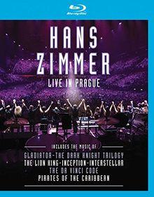 Live in Prague [Blu-ray]