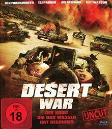 Desert War - Uncut [Blu-ray]