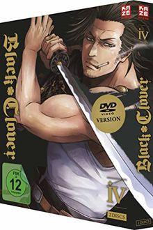Black Clover - DVD 4 (Episoden 30-39)