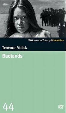 Badlands, DVD, dtsch. u. engl. Version
