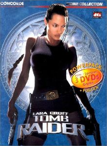 Tomb Raider (3 DVDs)