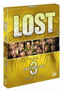 Lost - Dritte Staffel, Erster Teil (4 DVDs)