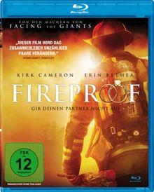 Fireproof - Gib deinen Partner nicht auf (Blu-ray)