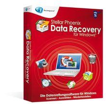 Stellar Phoenix Data Recovery für Win (Mini-Box)