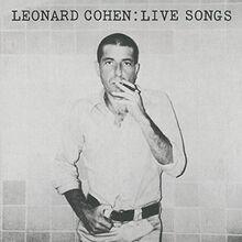 Leonard Cohen: Live Songs [Vinyl LP]
