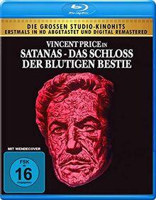 Satanas - Das Schloss der blutigen Bestie (Kinofassung in HD neu abgetastet) [Blu-ray]