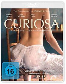 Curiosa - Die Kunst der Verführung [Blu-ray]