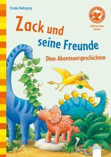 Zack und seine Freunde - Dino-Abenteuergeschichten