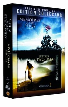 Clint eastwood : Mémoires de nos pères - Lettres d'Iwo Jima (Combo) (Edition Collector) [FR Import]