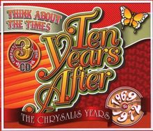 Think About the Times: the Chrysalis Years 1969-72