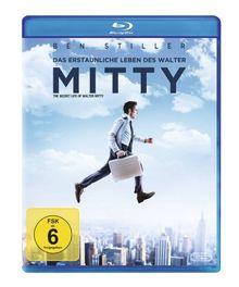 Das erstaunliche Leben des Walter Mitty (inkl. Digital Ultraviolet) [Blu-ray]