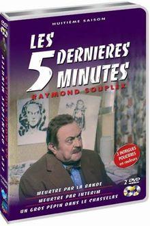 Les 5 dernières minutes, r. souplex, saison 8 : meurtre par la bande ; meurtre par interim ; un gros pepin dans le chass [FR Import]