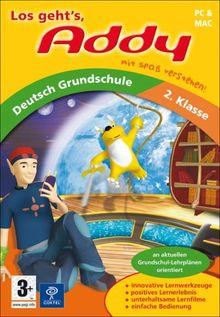 Addy-Deutsch Grundschule 2. Klasse - PC