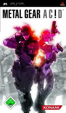 Metal Gear Ac!d