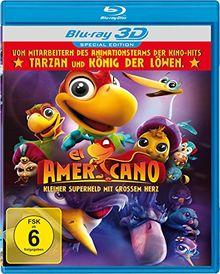 El Americano 3D - Kleiner Superheld mit großem Herz (limitiert auf 500 Stück) [3D Blu-ray]