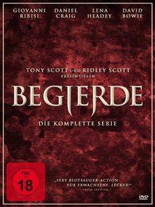 Begierde - Die komplette Serie [8 DVDs]