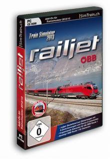 ÖBB Railjet - [PC]