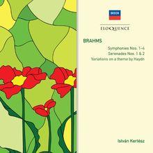 Sinfonien 1-4/Serenaden 1+2/Haydn Variationen