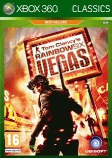 Rainbow six vegas classics best sellers [FR Import]
