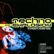 Techno Explosion Vol.1