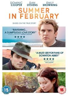Summer In February [DVD] [UK Import]