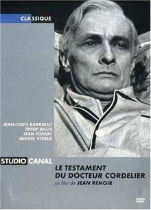 Le Testament du Docteur Cordelier [FR Import]