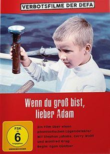 Wenn Du groß bist, lieber Adam - DEFA