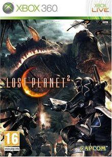 CAPCOM Lost Planet 2 [XBox 360]