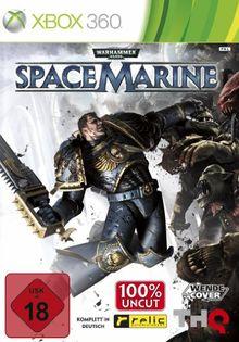 Warhammer 40,000 - Space Marine [Software Pyramide]