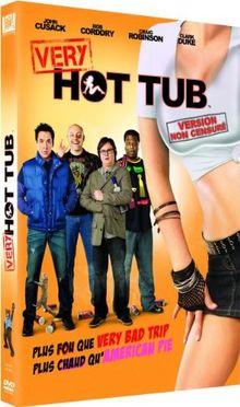 Very hot tub