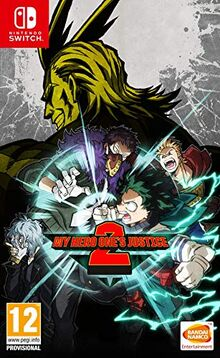 namco Bandai My Hero One Justice 2 – Xbox One