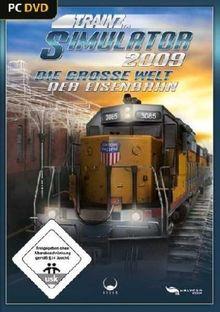 Trainz Simulator 2009: Die große Welt der Eisenbahn