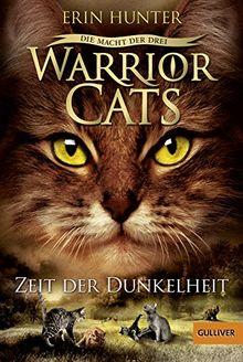 Warrior Cats - Die Macht der drei. Zeit der Dunkelheit: Stafferl III, Band 4