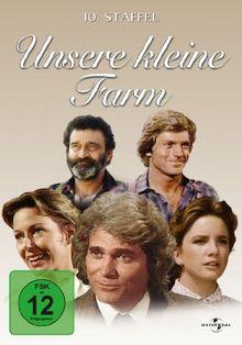 Unsere kleine Farm - 10. Staffel [3 DVDs]
