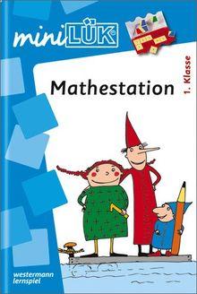 miniLÜK: Mathe-Station 1. Klasse: Aufgaben im Zahlenraum bis 20