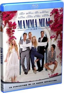 Mamma mia ! [Blu-ray] [FR Import]