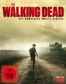 The Walking Dead - Die komplette zweite Staffel (3 Blu-rays) [Blu-ray]