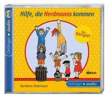 Hilfe, die Herdmanns kommen - Das Hörspiel (CD): Hörspiel des NDR