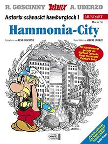 Asterix Mundart Hamburgisch I: Hammonia-City