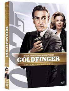 James bond, Goldfinger - Edition Ultimate 2 DVD [FR Import]