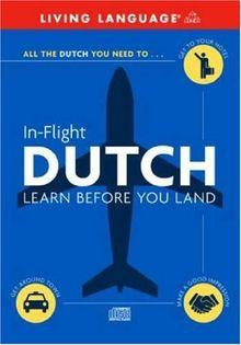 In-Flight Dutch: Learn Before You Land