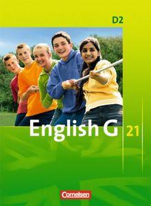 English G 21 - Ausgabe D: Band 2: 6. Schuljahr - Schülerbuch: Kartoniert
